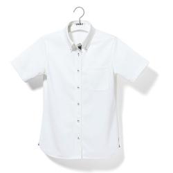 ユニフィットニットシャツuf8435